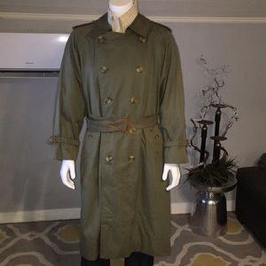 Burberry Trench Coat with Double Liner